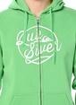 Quiksilver Sweatshirt Yeşil